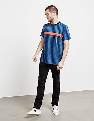 23d8c08c ... PS Paul Smith Stripe Logo Short Sleeve T-Shirt