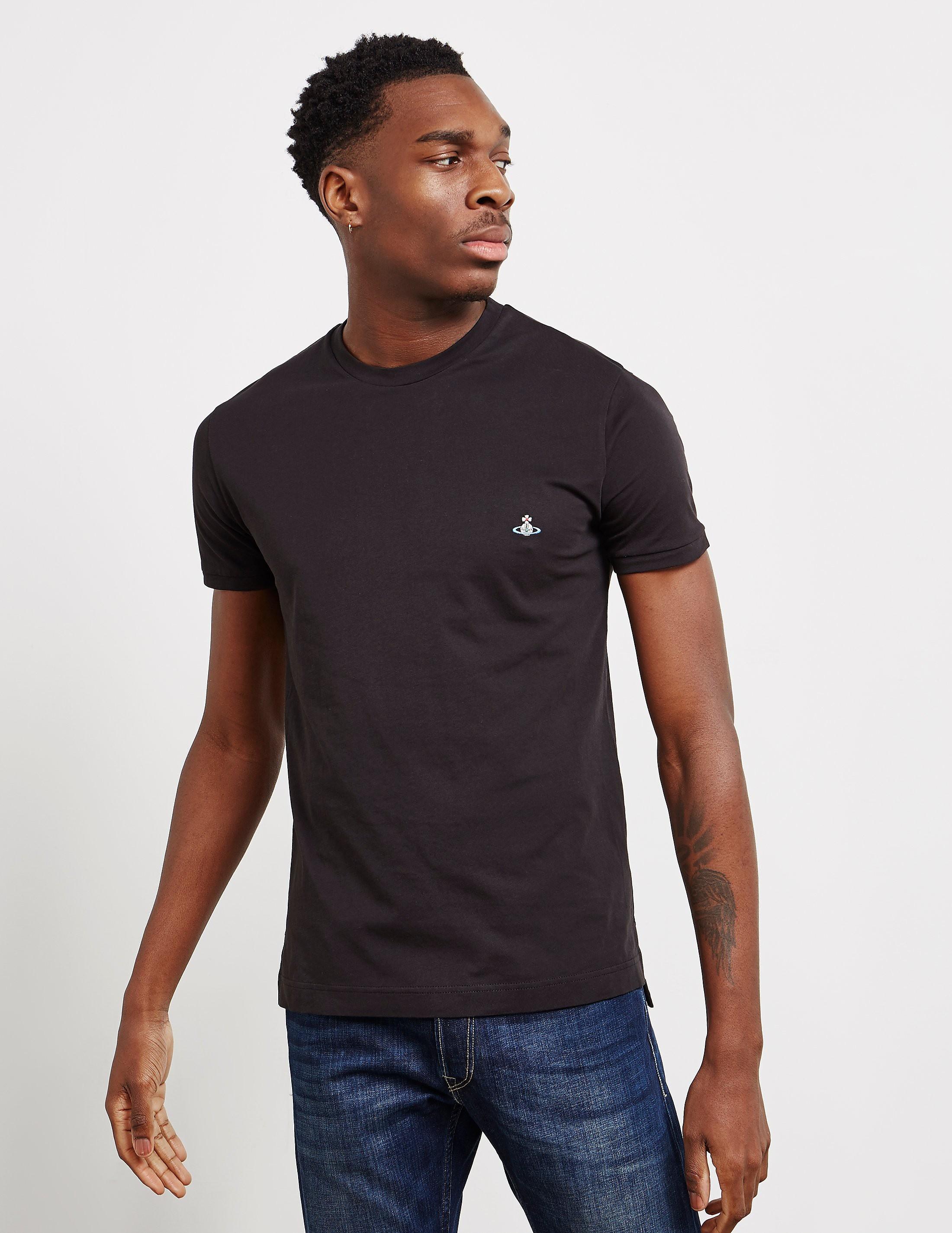 Vivienne Westwood Orb Short Sleeve T-Shirt