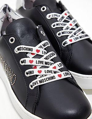 281d8bef0728fd Love Moschino Diamante Trainers Love Moschino Diamante Trainers