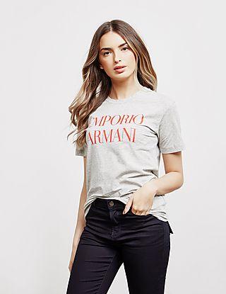 fb556d4a Emporio Armani T-shirts and Vests - Emporio Armani | Tessuti