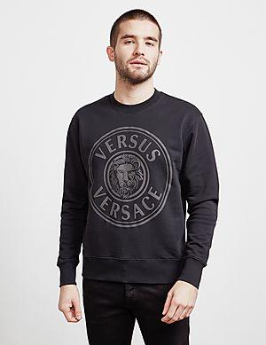 56f45e24 Versus Versace Reflective Sweatshirt ...