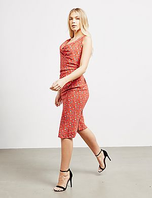 21afdf413b31 Vivienne Westwood Anglomania Print Dress ...