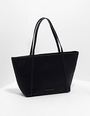 120a6afec Armani Exchange Quilted Tote Bag ...