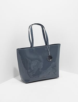 40a1ae754f614e Armani Exchange Patent Shopper ...
