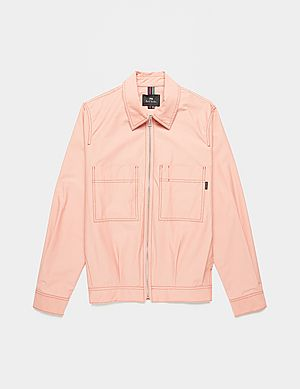 97f758024bcb23 PS Paul Smith Dyed Nylon Overshirt ...