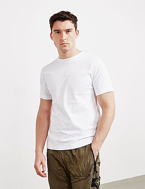79a0bd788 Stone Island Deep Short Sleeve T-Shirt ...