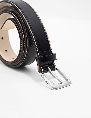 3d4005563ef1 ... PS Paul Smith Stripe Side Belt