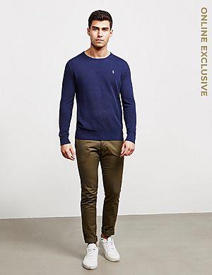 08420688e ... Polo Ralph Lauren Blend Knit Jumper - Online Exclusive