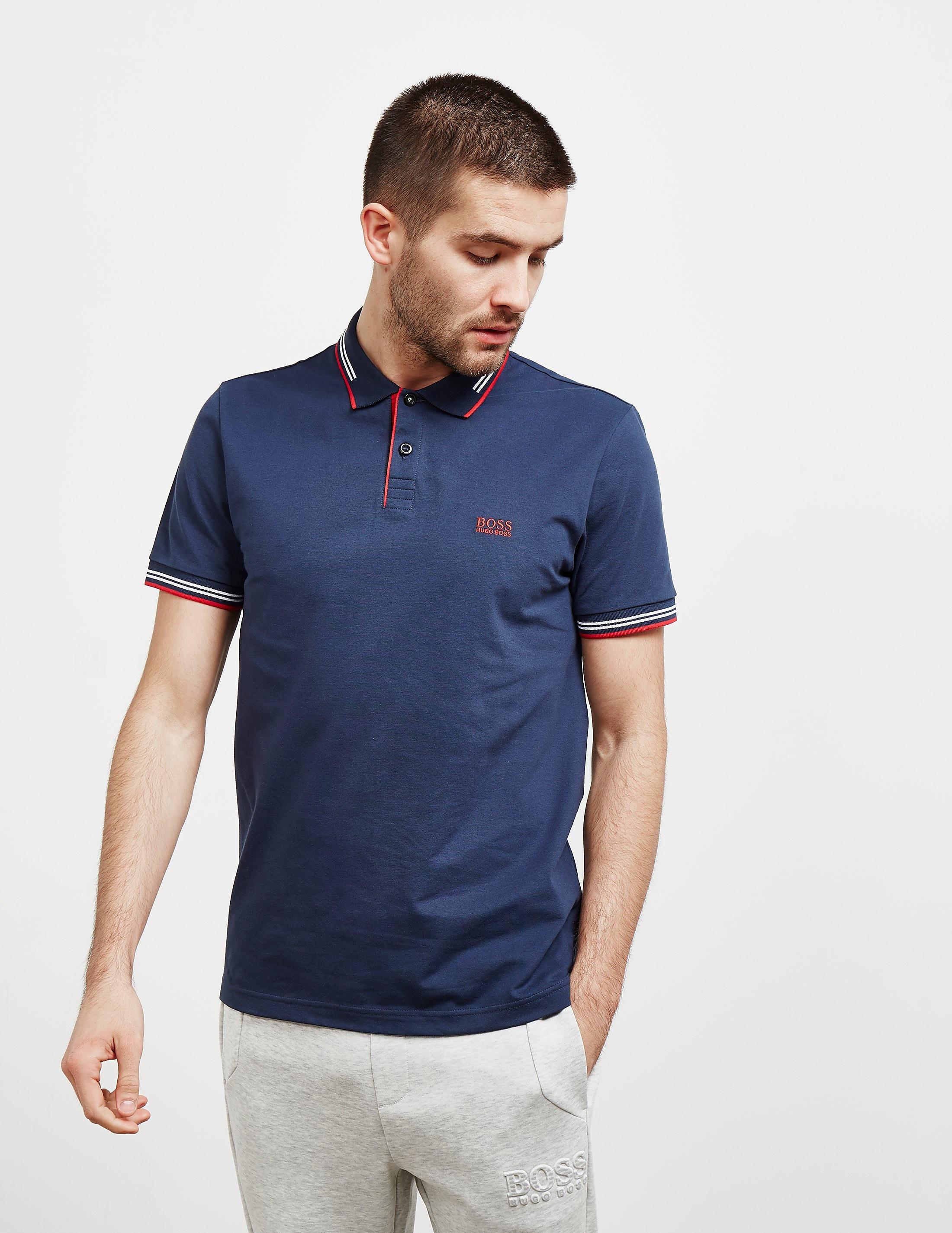 BOSS Paul Short Sleeve Polo Shirt