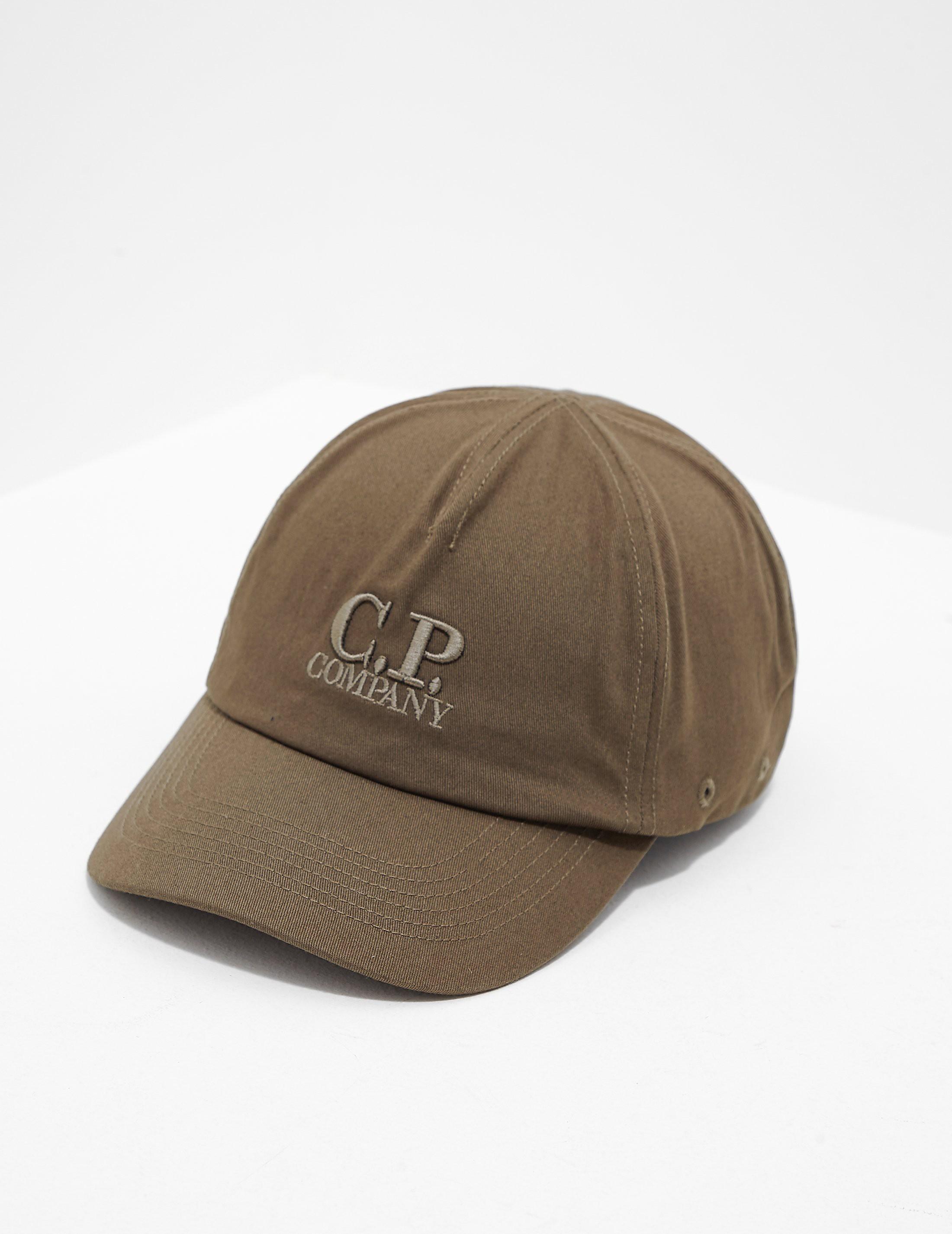 CP Company Cotton Cap