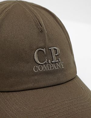 4669a23c CP Company Cotton Cap CP Company Cotton Cap