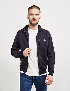 a17603a50e9db9 Fred Perry Utility Lightweight Track Jacket ...