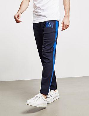 7ff78ea04b11d9 Armani Exchange Side Stripe Track Pants - Online Exclusive ...