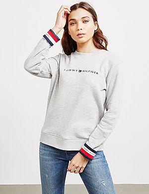 6b1aeea3 Women - Tommy Hilfiger Sweatshirts & Hoodies | Tessuti