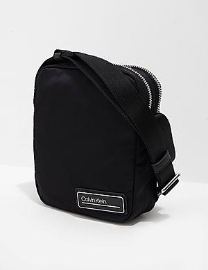 4e60122b5 Calvin Klein Logo Small Item Bag ...