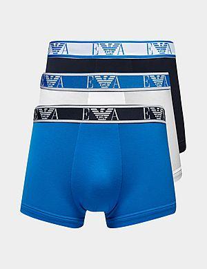 ea9dcb648415f Emporio Armani 3-Pack Boxer Shorts ...