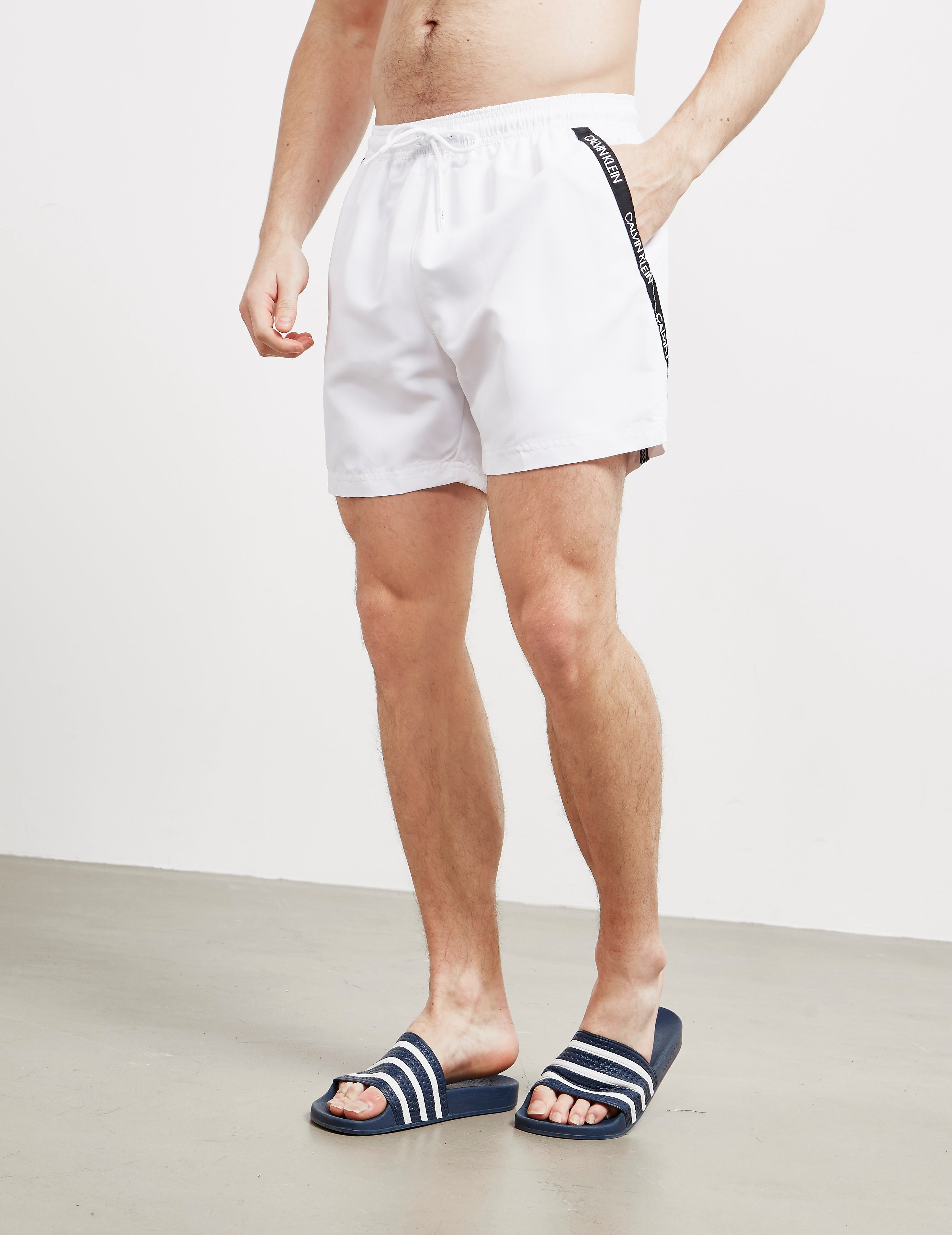 Calvin Klein Tape Swim Shorts