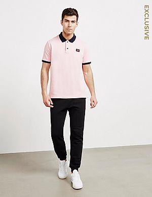 53181b1a ... Paul and Shark Contrast Short Sleeve Polo Shirt - Exclusive
