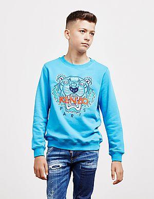 525198a4 KENZO Bright Tiger Sweatshirt ...