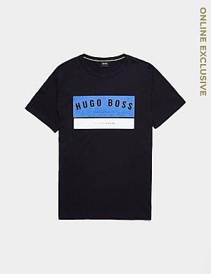 4a3e2ff7c3a2 BOSS Square Short Sleeve T-Shirt ...