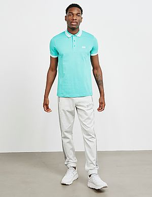 8b4ecb7e ... BOSS Paddy Tipped Short Sleeve Polo Shirt