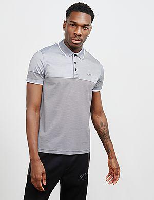 13a735c8 BOSS Paddy 6 Short Sleeve Polo Shirt ...