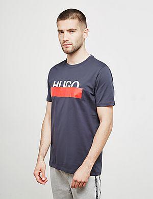 b63fd95cd51 HUGO Dolive Short Sleeve T-Shirt ...