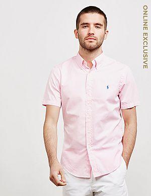 2721daeab Polo Ralph Lauren Garment Dyed Short Sleeve Shirt ...
