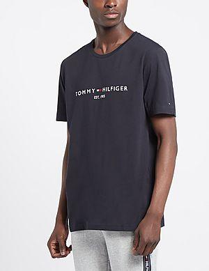 cf67db40 ... Tommy Hilfiger Logo Short Sleeve T-Shirt