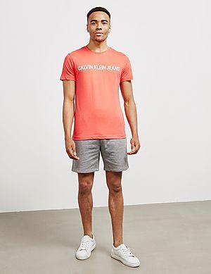 7d2521d7 ... Calvin Klein Institutional Logo Short Sleeve T-Shirt