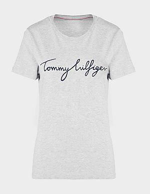 a4c8f1af Tommy Hilfiger Heritage Signature Short Sleeve T-Shirt ...