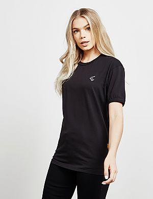 62a48eb4c95ea1 Vivienne Westwood Anglomania Badge Short Sleeve T-Shirt ...