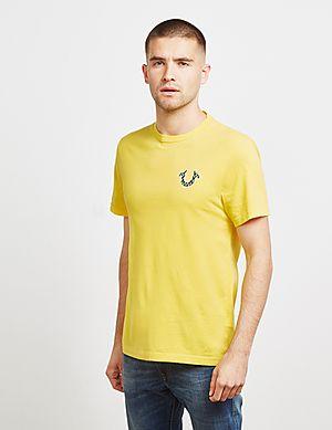 b94027ba7 True Religion Zig Zag Buddha Short Sleeve T-Shirt ...