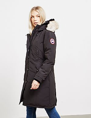 46346d62eb0 Canada Goose Kensington Padded Parka Jacket ...