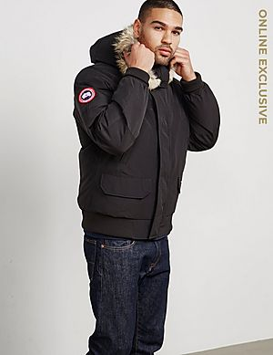ccce8740fcb Canada Goose Chilliwack Padded Bomber Jacket ...