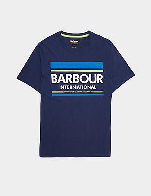 02f22572f Barbour International Control Short Sleeve T-Shirt ...