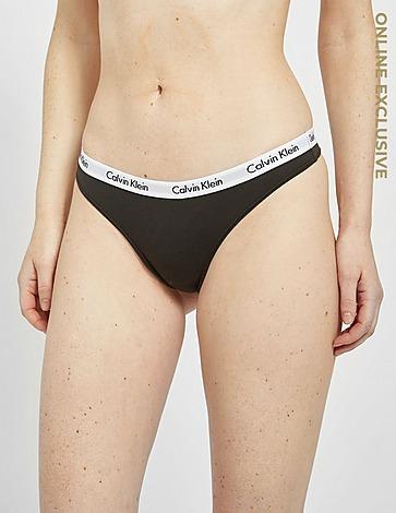 Calvin Klein Underwear 3 Pack Thong