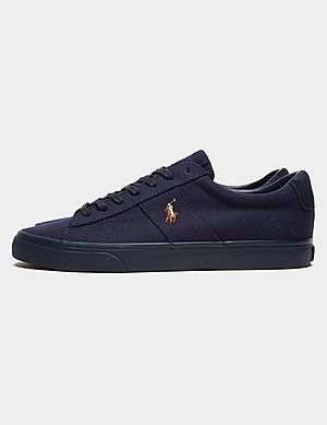 Ralph Polo Men Lauren Canvasamp; PlimsollsTessuti OkZiuXPT