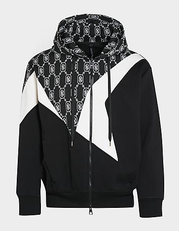 Neil Barrett Monogram Zip Hoodie