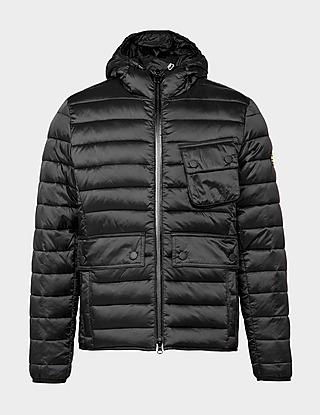 Barbour International Ouston Hood Padded Jacket