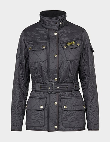 Barbour International Pint Polar Quilted Jacket