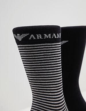 338a607d5f4 ... Emporio Armani 2-Pack Socks