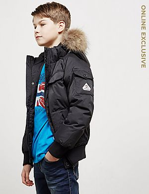 e3baebed6 Pyrenex Jami Fur Padded Jacket - Online Exclusive ...