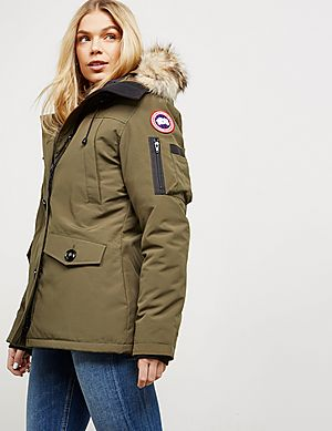 cded215d180 Canada Goose Montebello Padded Parka Jacket ...