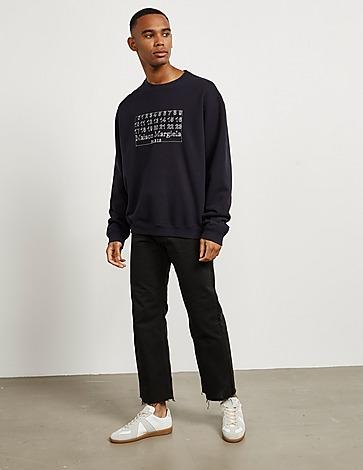Maison Margiela Dot To Dot Sweatshirt