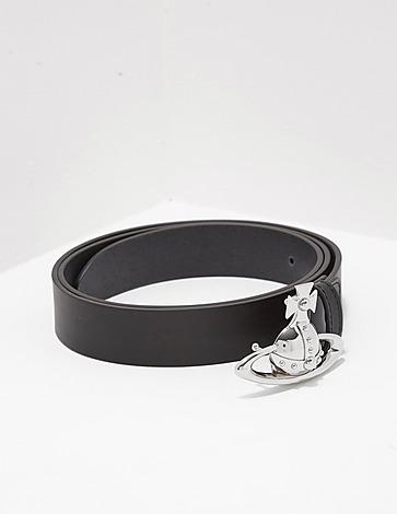 Vivienne Westwood Silver Orb Belt