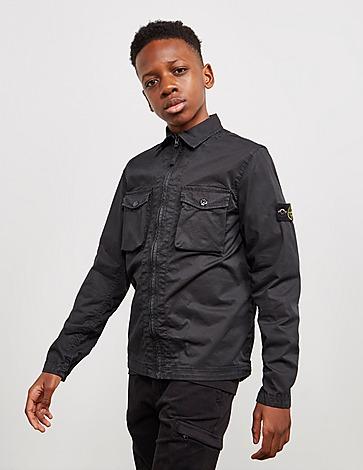 Stone Island Junior Pocket Overshirt