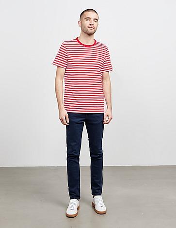Albam Stripe Short Sleeve T-Shirt