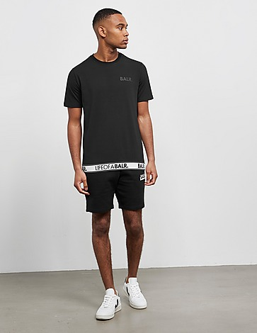 BALR Split Logo Shorts
