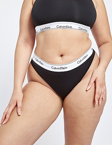 Calvin Klein Underwear Curve Modern Cotton Thong